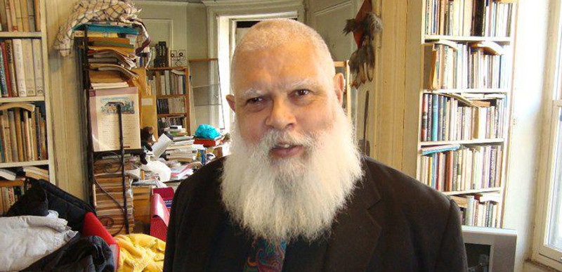 2012 Photo of Samuel R. Delany, taken from his Facebook page